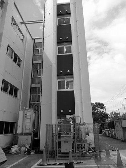 サイレント真空排水システム